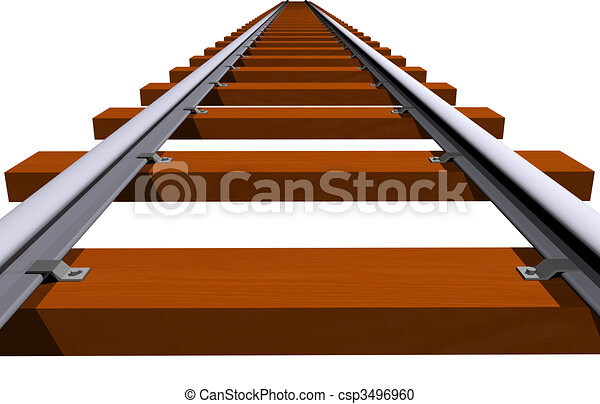 Railroad track Illustrations and Clipart. 5,432 Railroad track ...