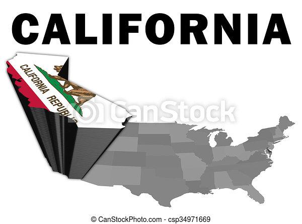 California - csp34971669