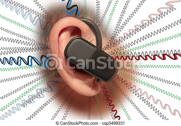 Bluetooth headset - csp3499331