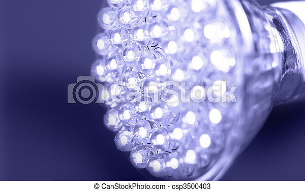 Newest LED light bulb - csp3500403