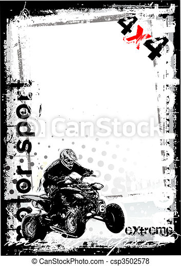 dirty motor sport 1 - csp3502578
