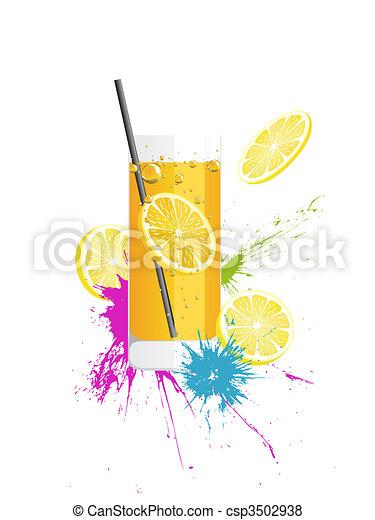 fresh drink - csp3502938
