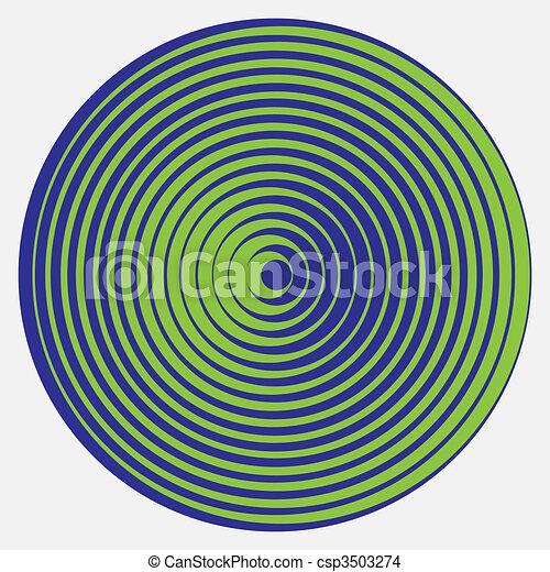 optical illusion  - csp3503274