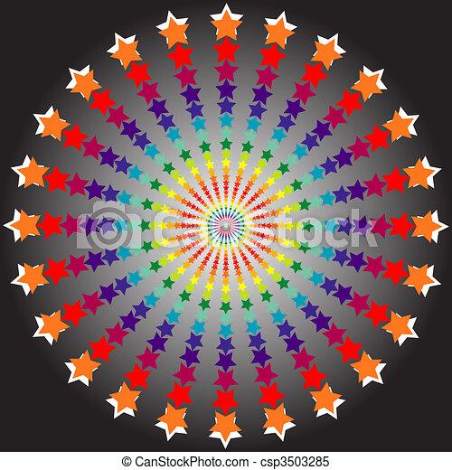 optical illusion - csp3503285