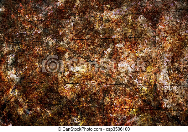 Mottled Distressed Texture Background - csp3506100
