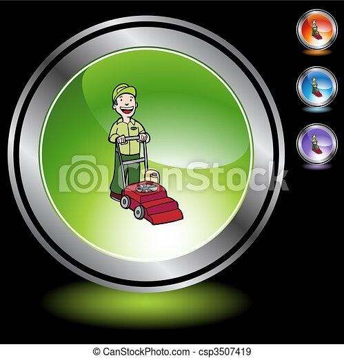 Lawn Mower - csp3507419