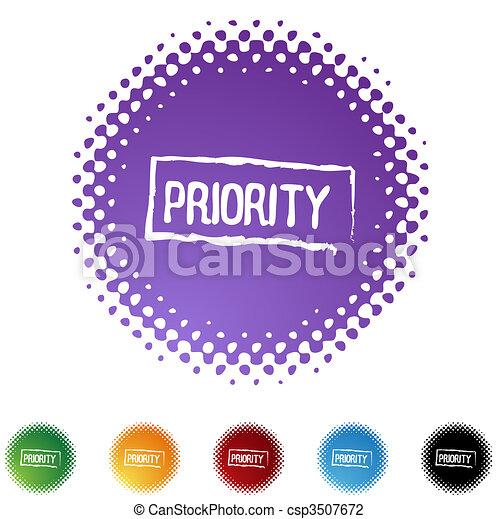 Priority - csp3507672