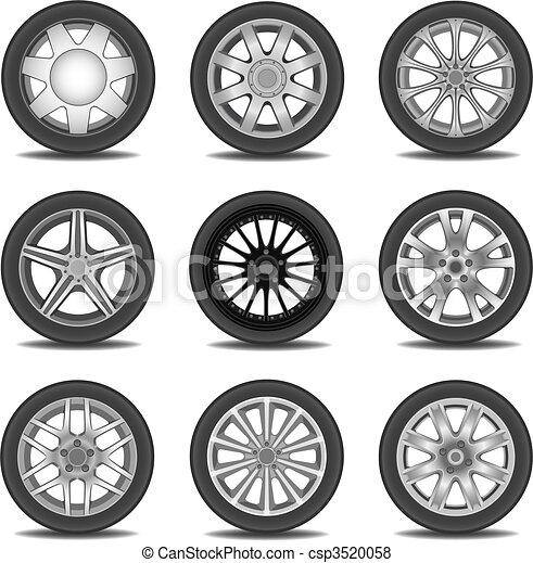 tire - csp3520058