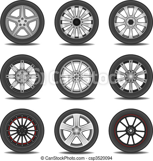 tire - csp3520094