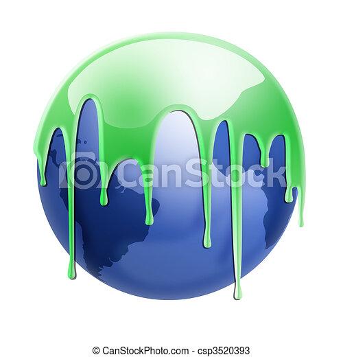 Environmental protection - csp3520393