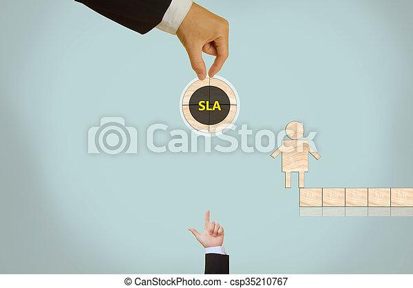 Service Level Agreement - csp35210767