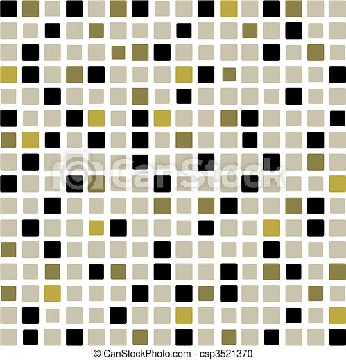 mosaic background in solid color to - csp3521370
