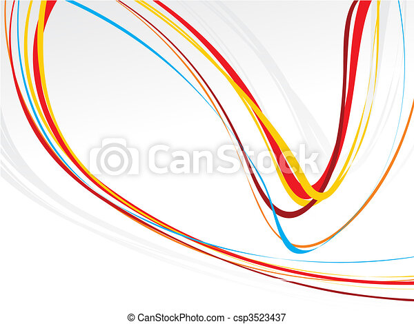 Abstract Rainbow Colorful Background Vector Illustration | Free ...