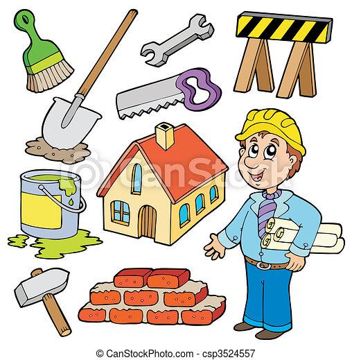 Home improvement collection - csp3524557