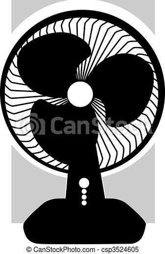 Table Fan Clipart