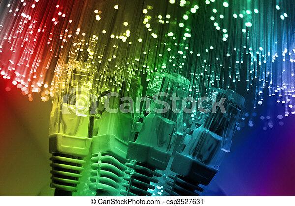 Fiber optical  - csp3527631