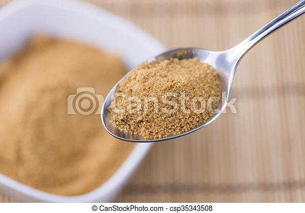 Coconut Sugar - csp35343508