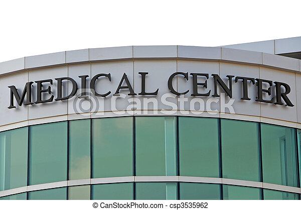 Medical Ccenter - csp3535962