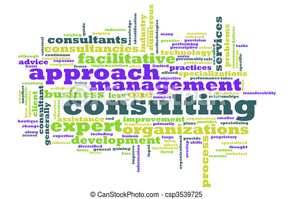 Management Consulting - csp3539725