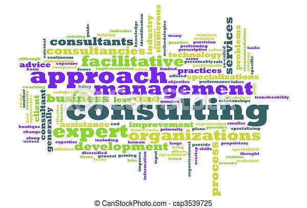 Management Consulting - csp3539725