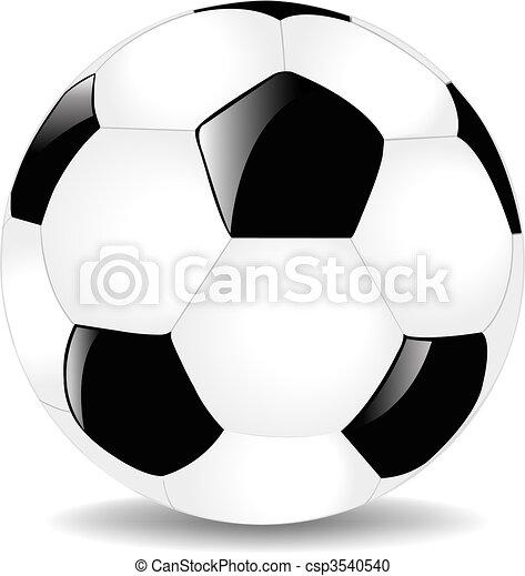 Classic Soccer Ball - csp3540540