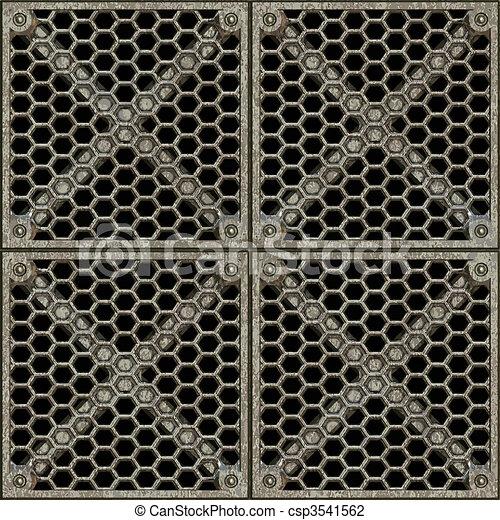 metal barrier - csp3541562
