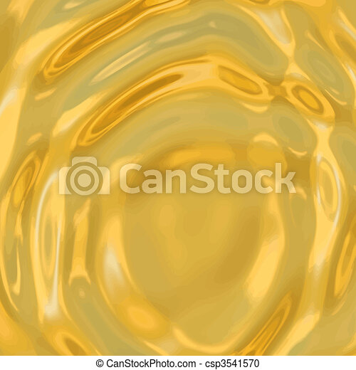 gold ripples - csp3541570