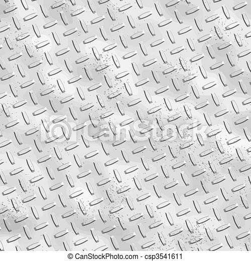 rough alloy diamond plate metal - csp3541611