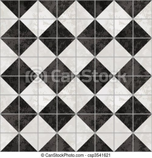 Vector Clip Art Of Marble Floor Large Background Image