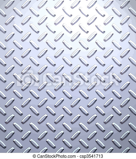 steel diamond plate - csp3541713