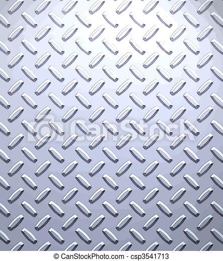 steel diamond plate  - csp3541713