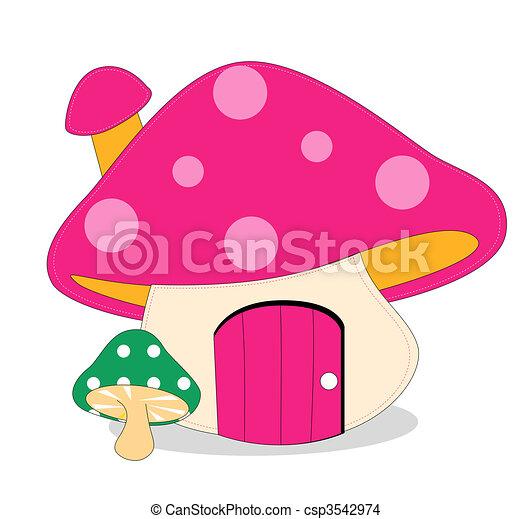 mushroom - csp3542974