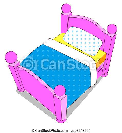 bed - csp3543804