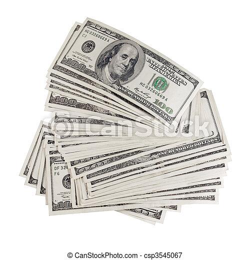 Dollars. - csp3545067