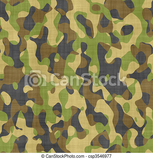 camouflage cloth - csp3546977