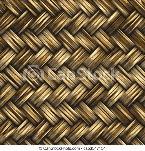 basket weave - csp3547154