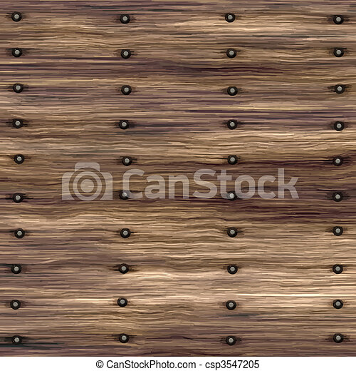 old wood - csp3547205
