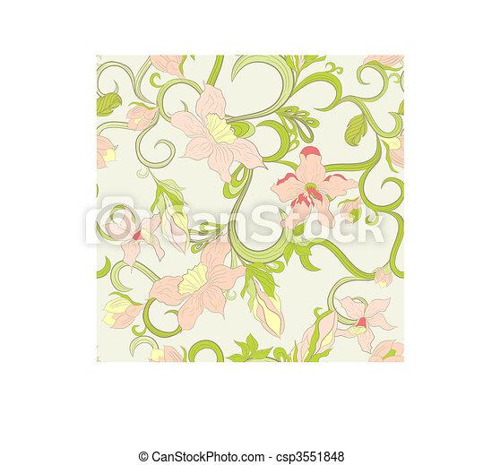 Original seamless wallpaper - csp3551848