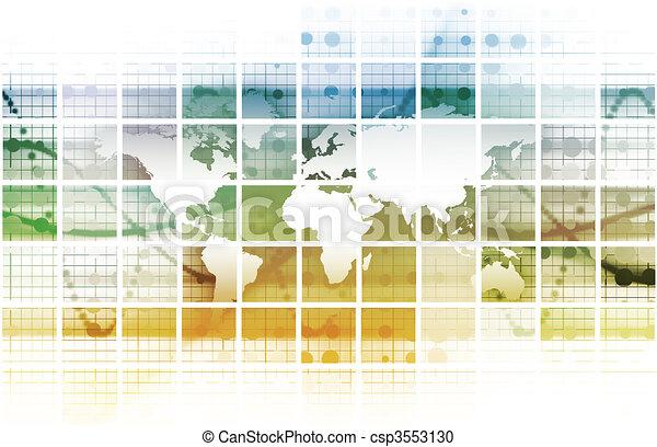 Digital Solutions - csp3553130
