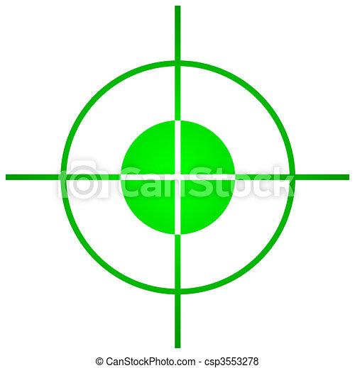 Sniper target scope - csp3553278