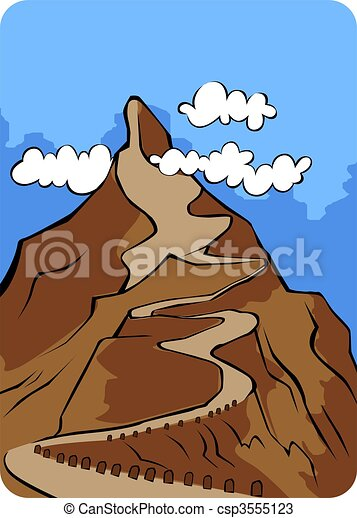 mountain - csp3555123