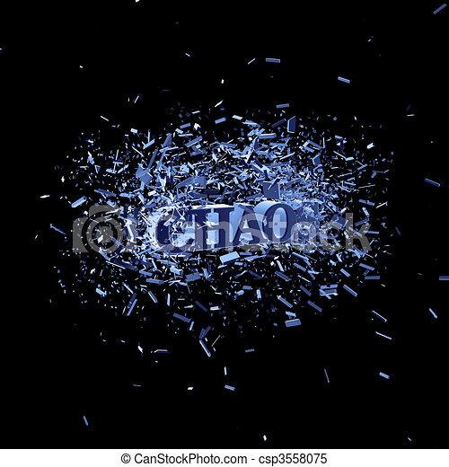 chaos - csp3558075