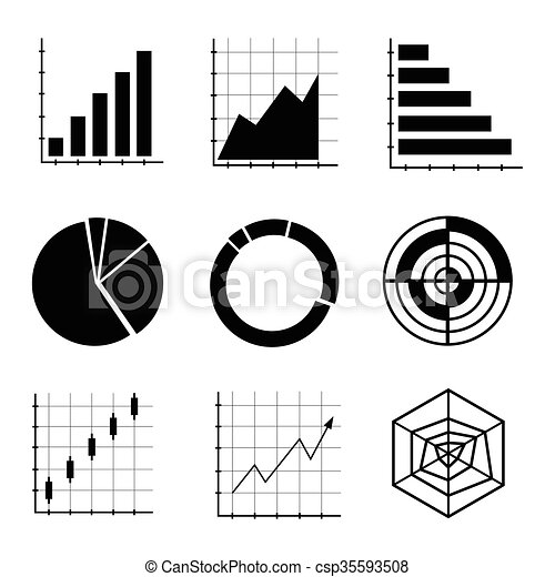 Business Infographic icons - csp35593508