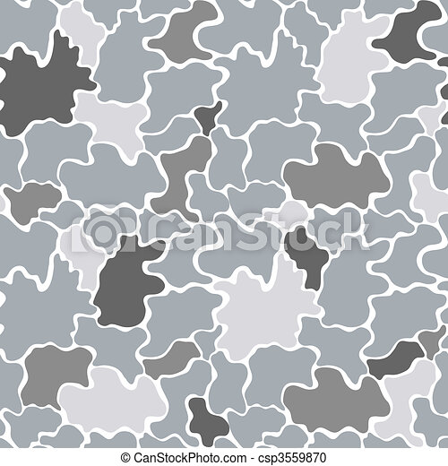 Seamless grey pattern - csp3559870