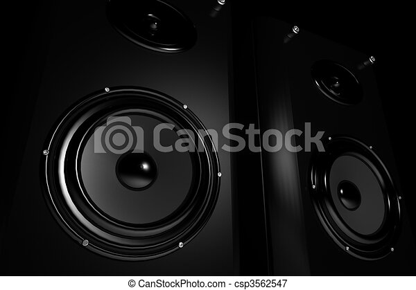 High-end stereo speakers - csp3562547