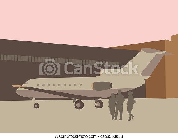Business trip - csp3563853