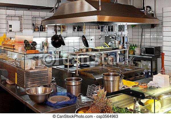 Restaurant Kitchen Photography restaurant kitchen stock photos and images. 223,183 restaurant