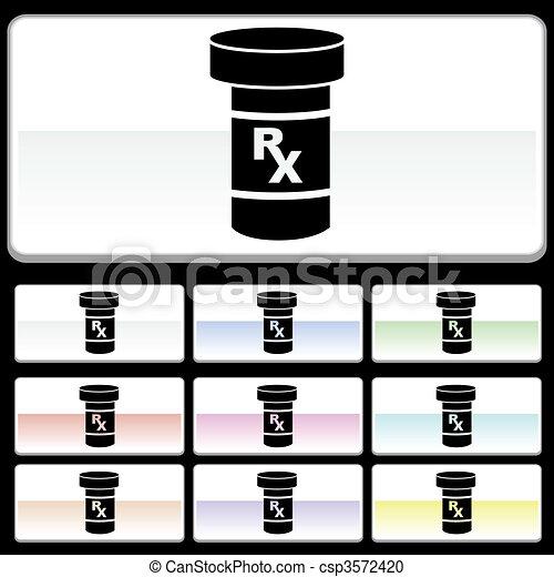Medication - csp3572420