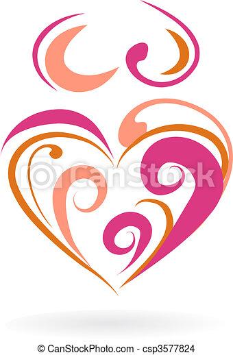 Motherhood icon - 4 - csp3577824