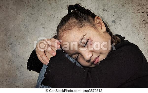 Child abuse - csp3579312